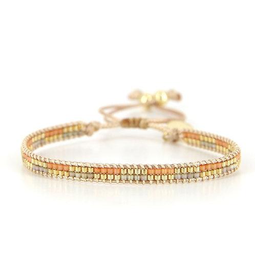 Bracelet B-1191 Golden Camel