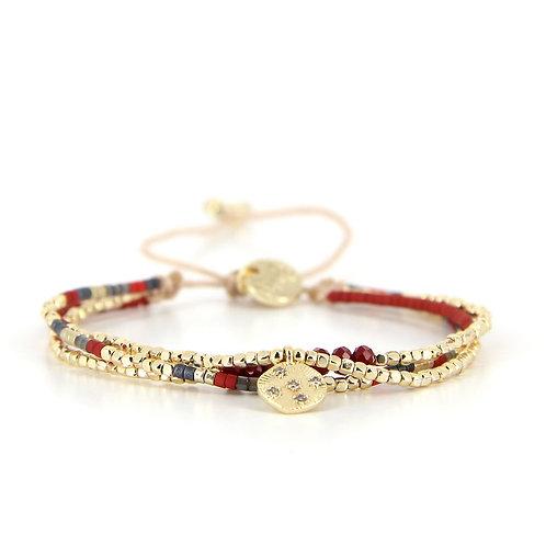 Bracelet B-1795 Lovely Gold