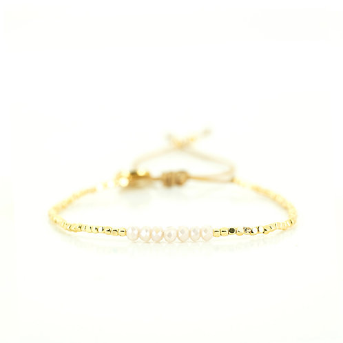 Bracelet Ana 1728 corail