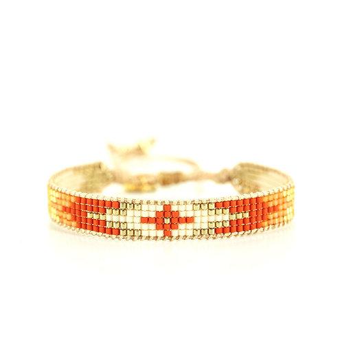 Bracelet Brady 1538 corail