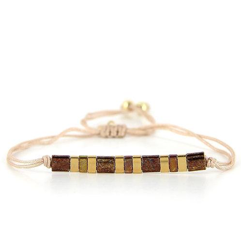 Bracelet B-1803 Rusty Gold