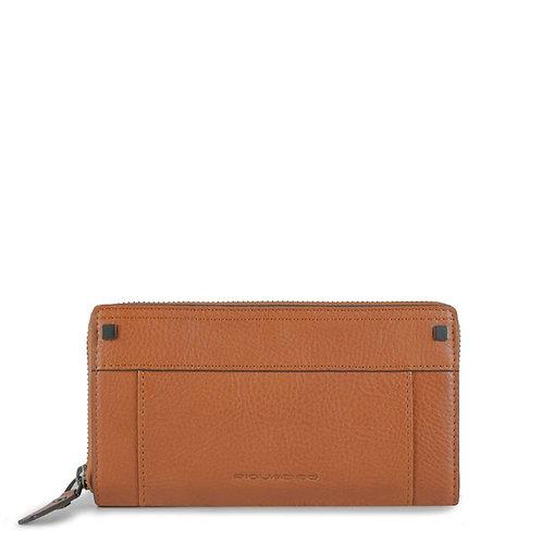 Portefeuille femme avec porte-monnaie et porte-carte