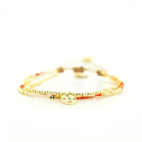Bracelet Sara 1532 corail