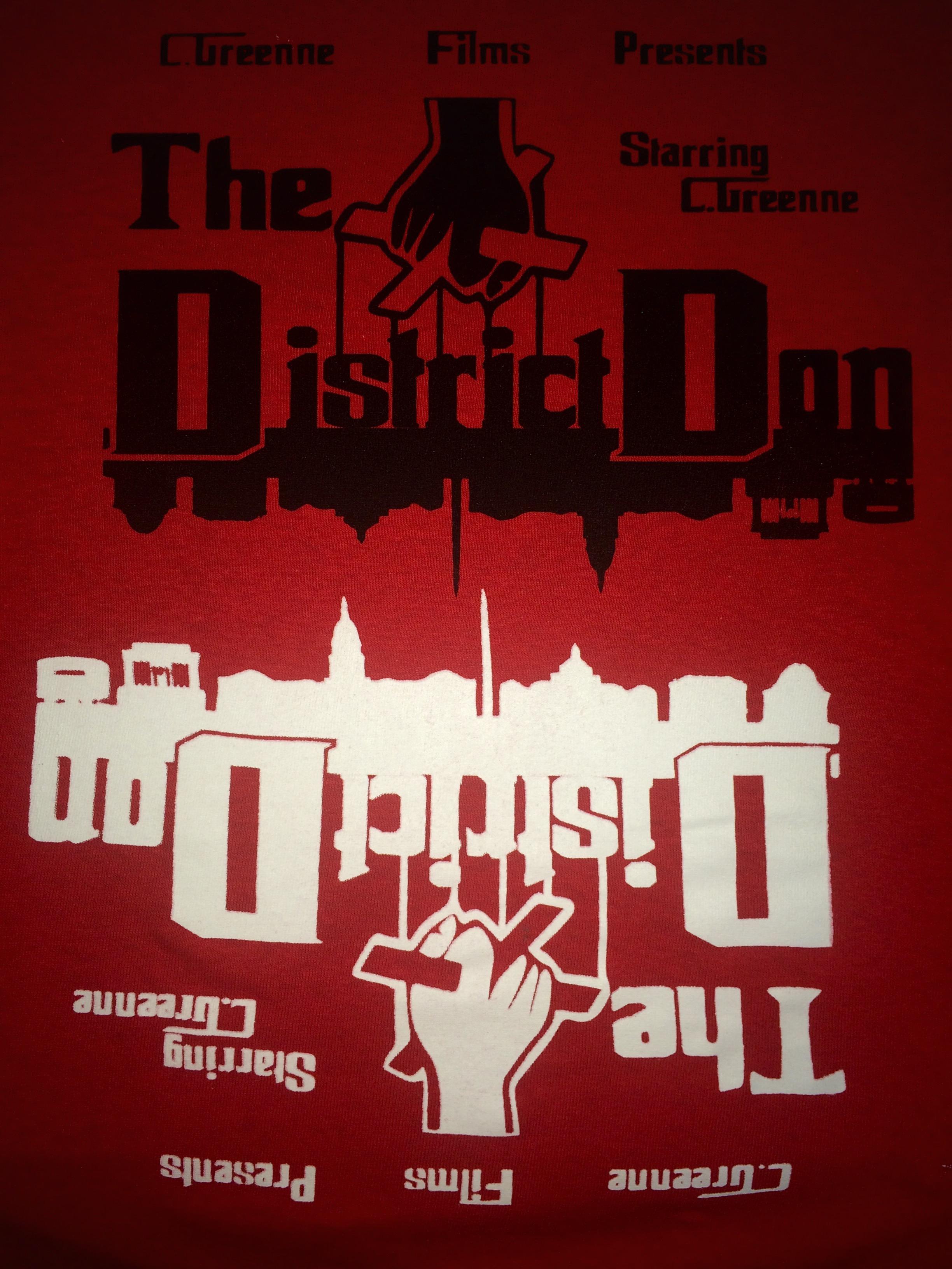 District Don Logo