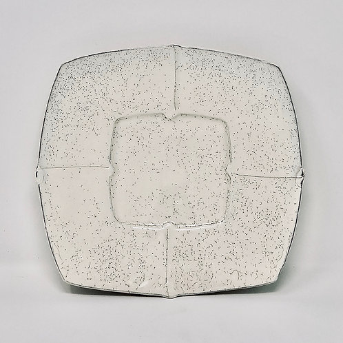 Four Seamed Square Plate