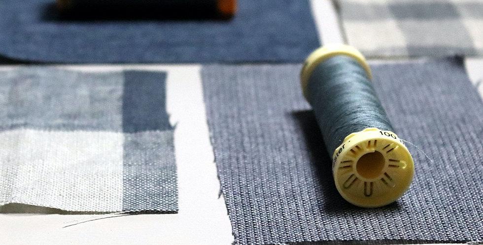 Matching Gütterman Sew-all Thread