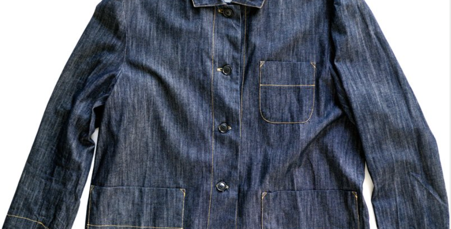 Merchant and Mills: The Foreman Jacket