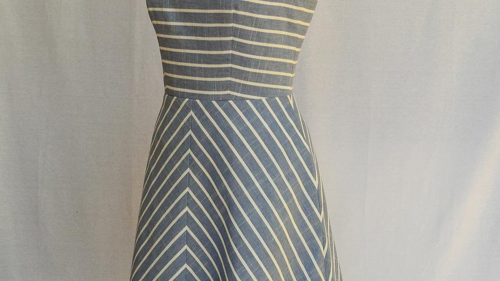 Maven Patterns Barcelona Dress