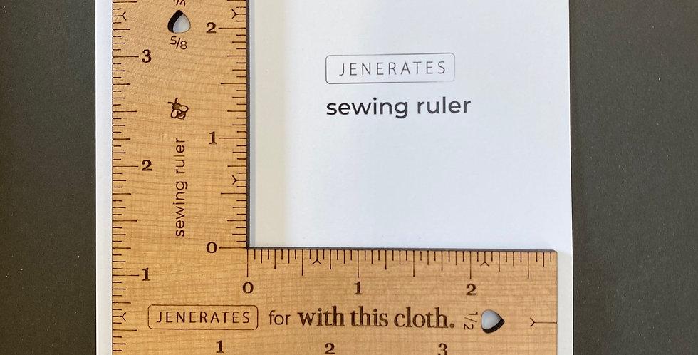 Jenerates Sewing Ruler