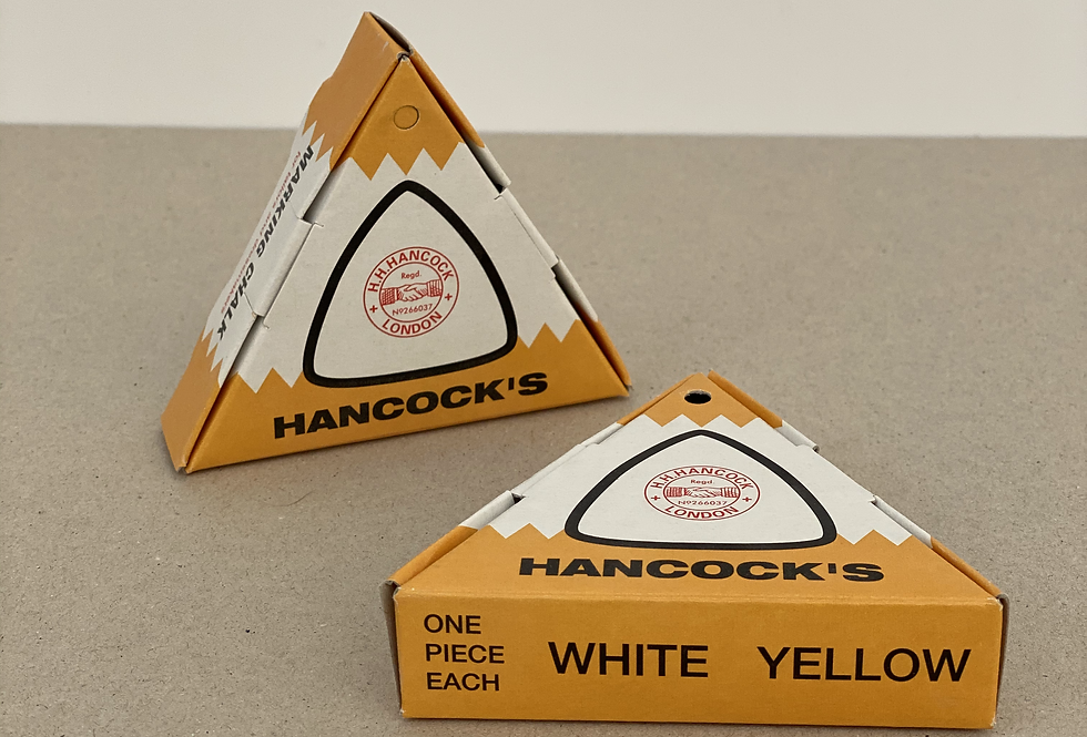 Hancock's Tailor's Chalk