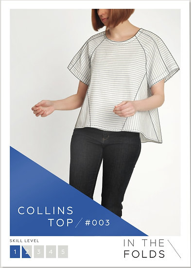 In The Folds: Collins Top