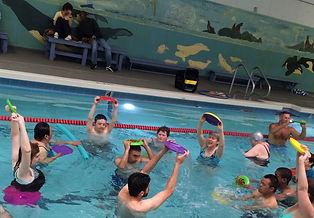 Pomeroy Pool | Therapeutic Swim Program