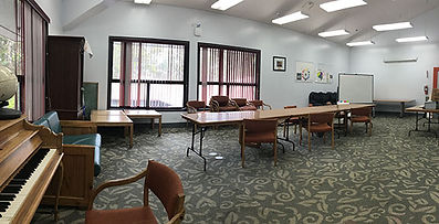 PRRC's Conference Room and Koret Room are ideal for business or board meetings & can accommodate...