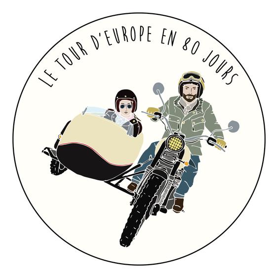 Logo pour Le tour d'Europe en 80 Jours