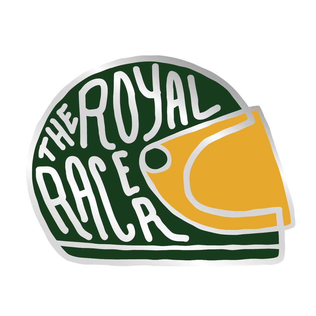 Pins the Royal Racer