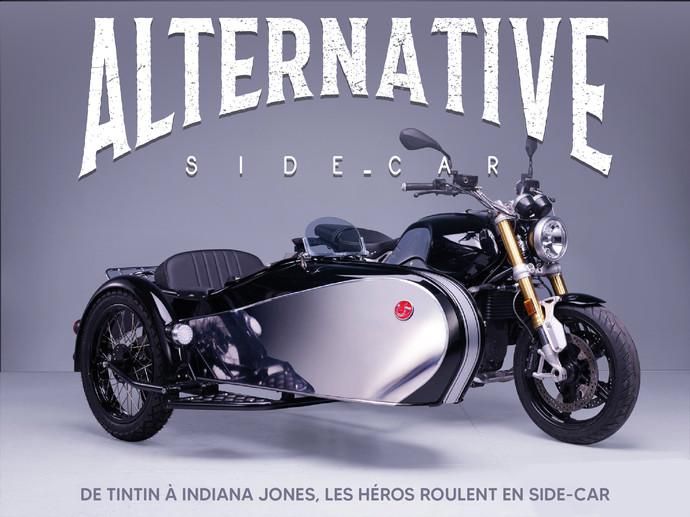 Identité visuelle 2020 Alternative Side-Car