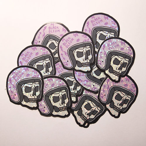 Stickers Candy Skull