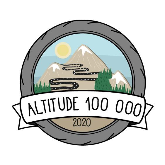 Logo pour Altitude 100 000
