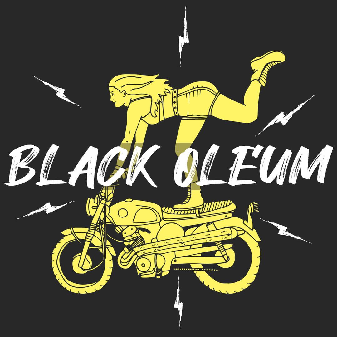 Black Oleum Logo