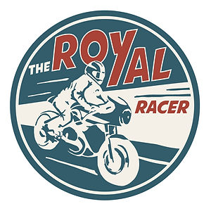 stickers the royal racer lyon black oleum