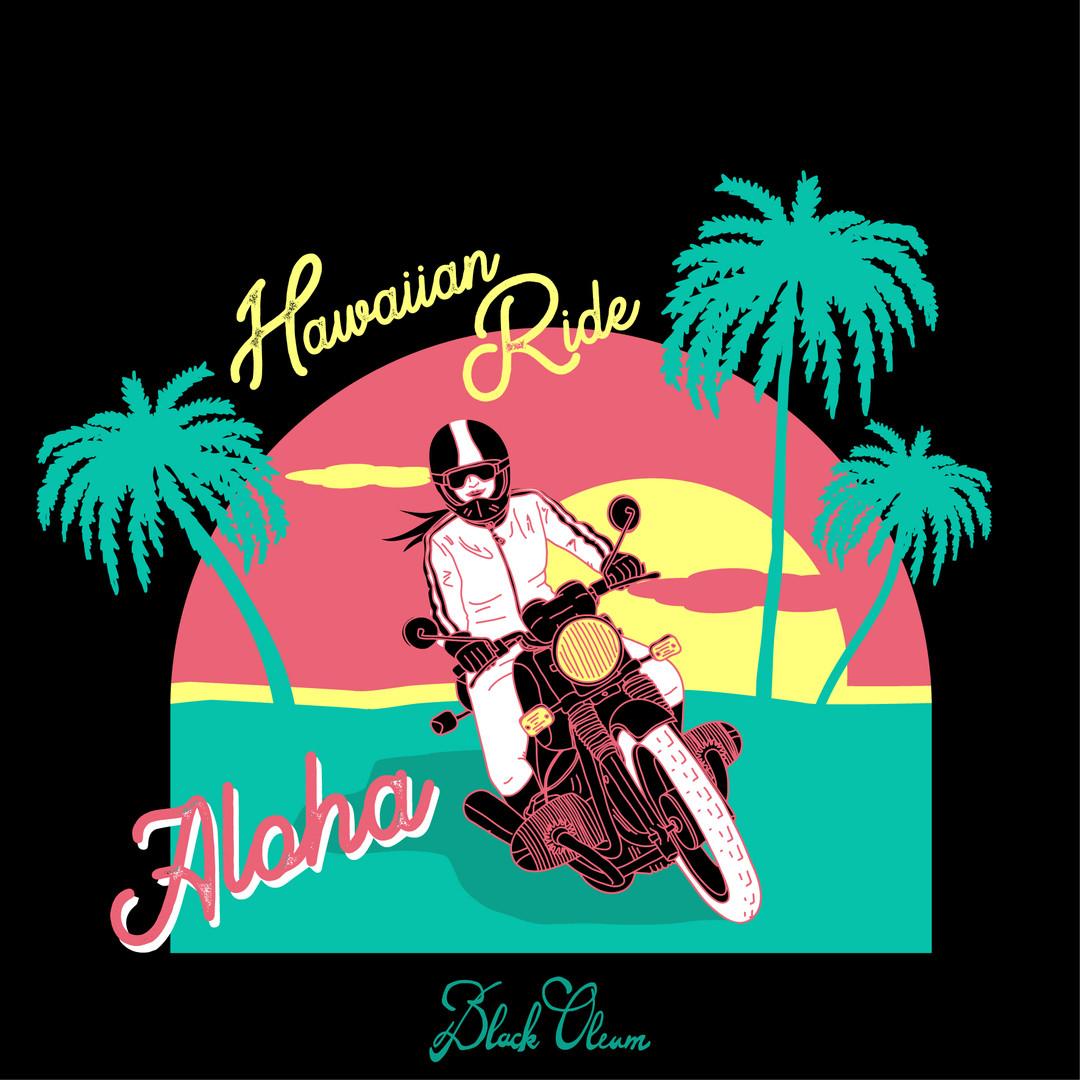 Black Oleum Aloha