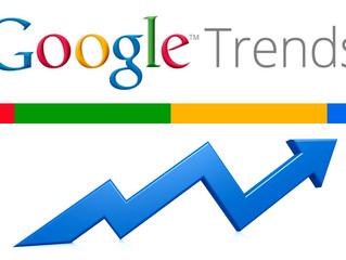 Google Trends คืออะไร และมีประโยชน์ต่อธุรกิจเราอย่างไร