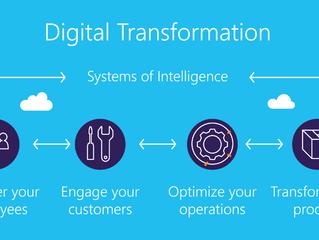 4ขั้นตอนการเปลี่ยนผ่านไปยังยุค Digital (Digital Transformation)