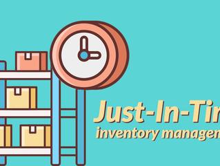 การจัดการการผลิต แบบ JUST IN TIME (JIT) คืออะไร