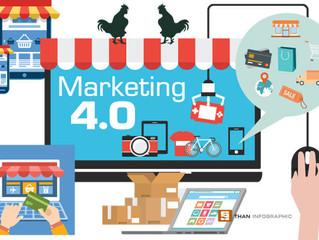 การตลาด 4.0 คืออะไร และจะช่วยอย่างไรในธุรกิจเราได้