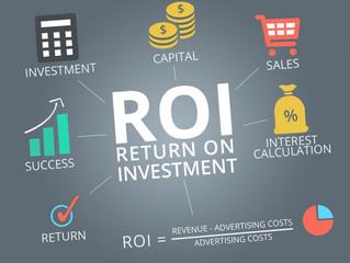 ตัวอย่างการวิเคราะห์ ROI และ ROE