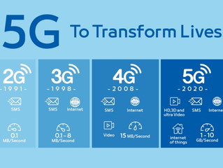 5G คืออะไร