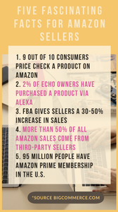 Amazon statistics and tips everyone needs to know