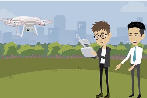 S.T.E.A.M.ed Drones Classroom Bundle: D.I.Y