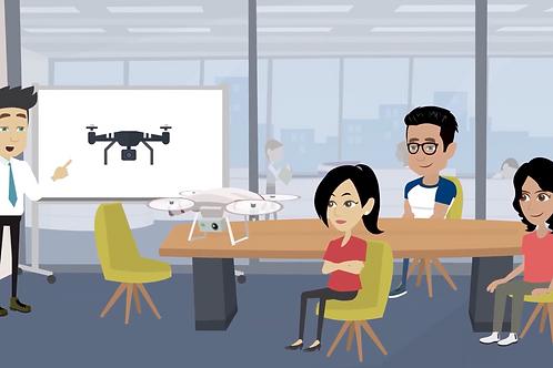 S.T.E.A.M.ed Drones Bundle: Platinum