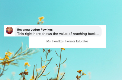 Ms. Fowlkes, Former Educator