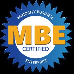 Minority Business Enterprise  Certification (MBE)