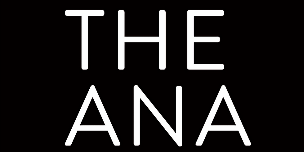 The Ana-Literary Magazine Release Party