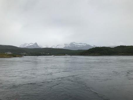 Saltstraumen - Nordkapp (20.07. - 24.07.2020)