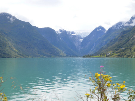 Etappe 7: Briksdal Gletscher