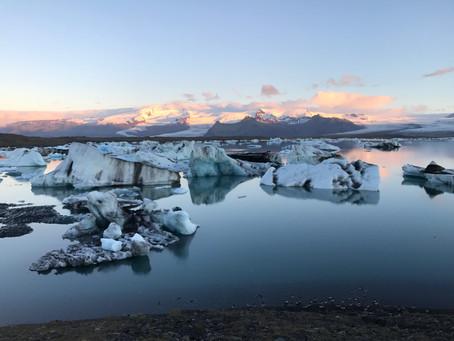Jökulsárlón - Grindavík