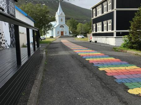 Djúpivogur - Seyðisfjörður