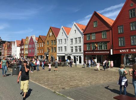 Anreise Norwegen (19.07. - 22.07.2019)