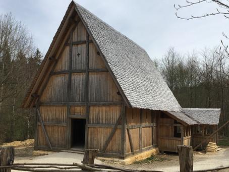 Augusta Raurica, Campus Galli, Playmobil, Nürnberg (22.04. - 27.04.2019)