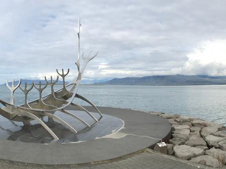 Þingvellir - Reykjavík