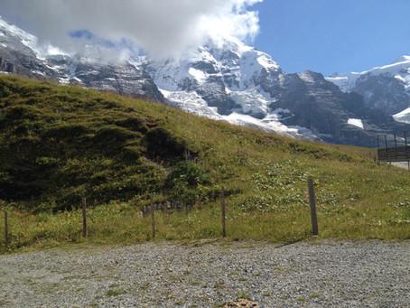 Camping Jungfrau, Lauterbrunnen (05.09. - 07.09.2014)