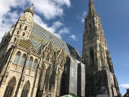 Salzburg und Wien (29.03. - 08.04.2018)