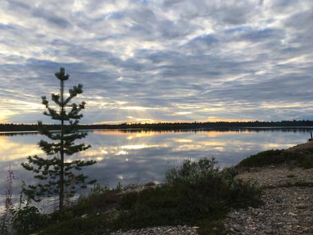 Nordkapp - Inari - Kemijärvi (24.07. - 30.07.2020)