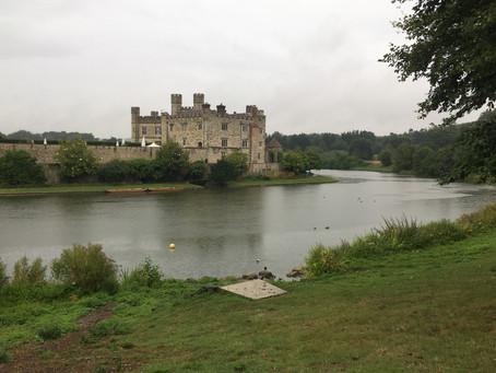 Leeds Castle und Rückreise