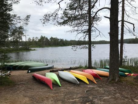 Rovaniemi - Hossa (30.07. - 02.08.2020)