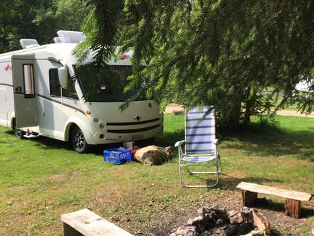 Saignelégier Camping Municipal (06. - 08.07.2018)